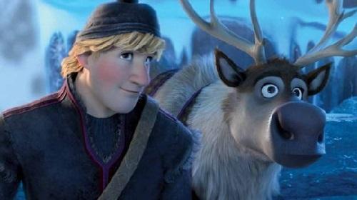 sven reno frozen se parece a otros personajes
